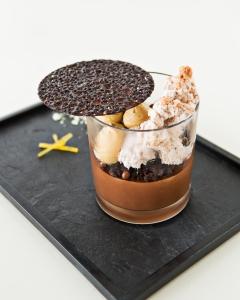 Textures of Chocolate photo credit Michael Pissari