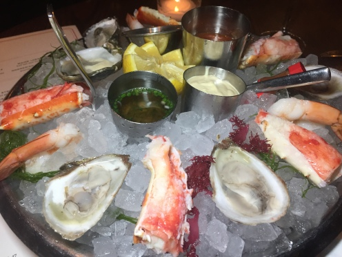 Seafood Feast at Michael Mina 74