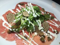 Shaved Beef Carpaccio