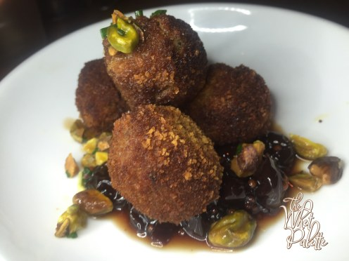 Duck Croquettes (not on the Miami Spice menu, but worth adding)