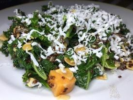 Marinated Baby Kale