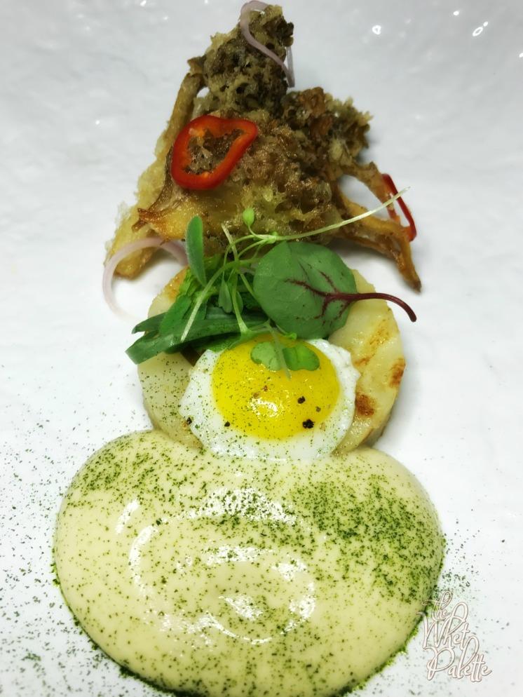 Warm Celery Root