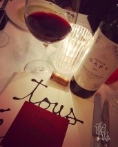 TWP at La Petite Maison Wine