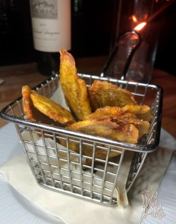 TWP at SEASPICE Green Plantain Fries