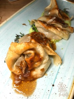 TWP at Seaspice Wagyu Dumplings